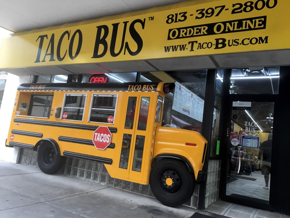 taco bus in tampa