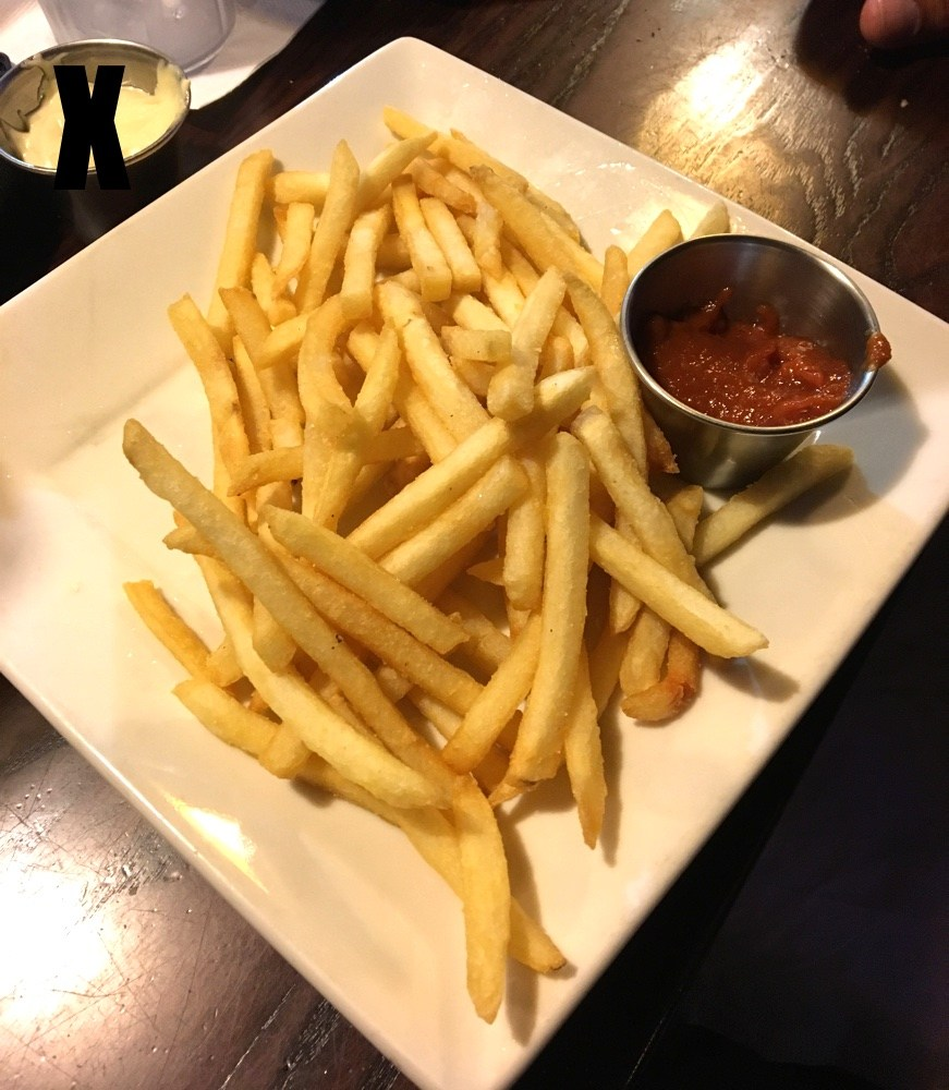 fries at blue highway in ocala