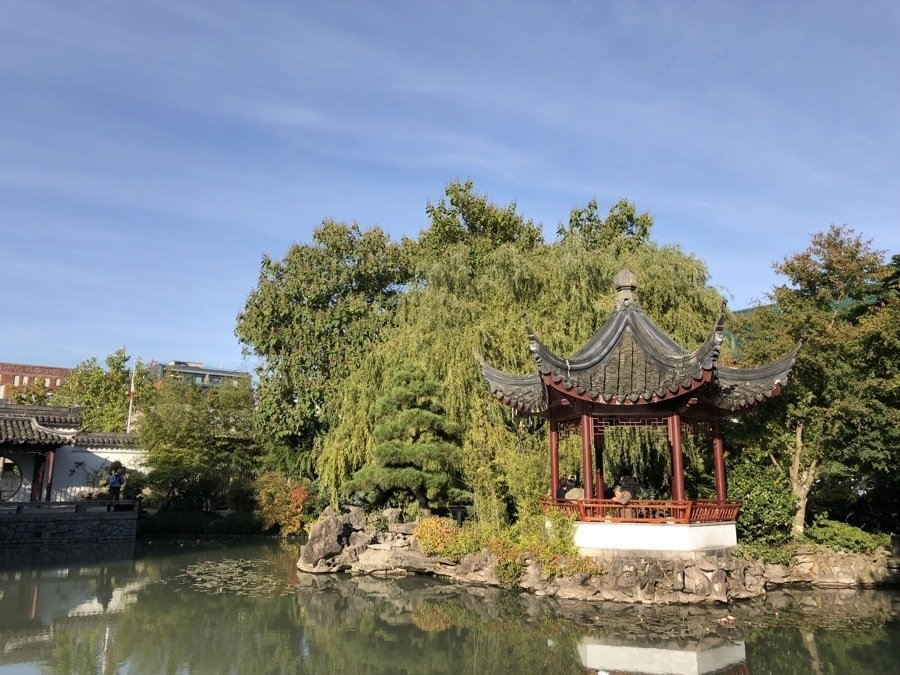 Dr. Sun Yat-Sen Classical Chinese Garden in vancouver, bc.